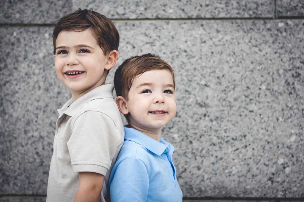 Washington Monument Family Portrait