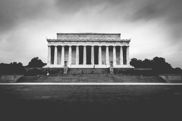 Lincoln Memorial  (1 of 2)