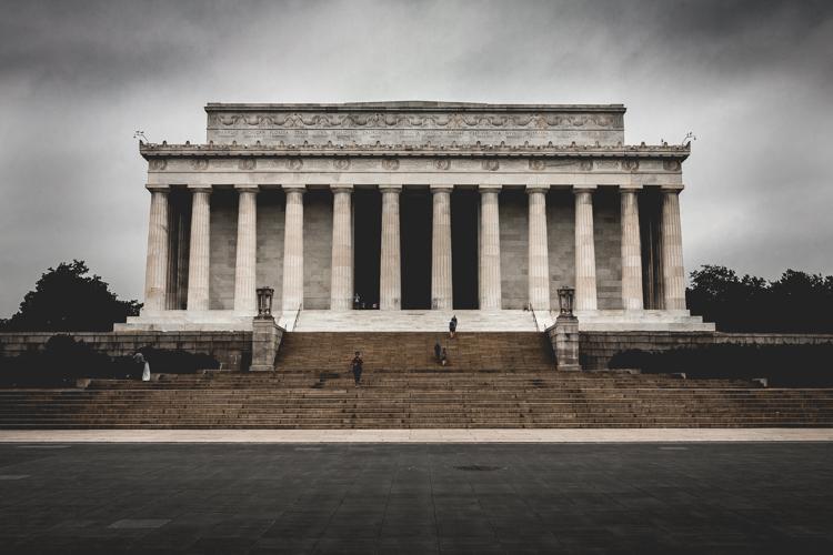 Lincoln Memorial  (2 of 2)