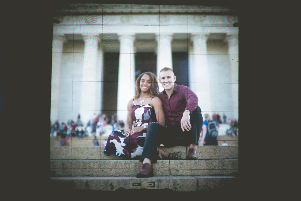 Lincoln Memorial Engagment Photography (4 of 7)